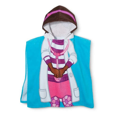 Disney® Doc McStuffins Lab Coat Hooded Towel