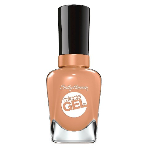 Sally Hansen Miracle Gel Nail Polish - Tan-acious 140