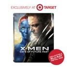 X-Men: Days of Future Past (MetalPak) Blu-ray - Only at Target
