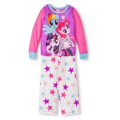 My Little Pony Girls' 2-Piece Sleep Set