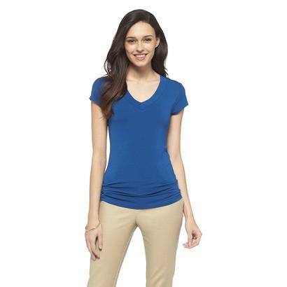 Women's Favorite Short Sleeve V-Neck Tee