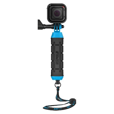 GoPole Grenade Compact Hand Grip for GoPro® HERO Cameras - Black/Blue (8116121)