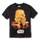 Star Wars Boys' Graphic Troophead Tee