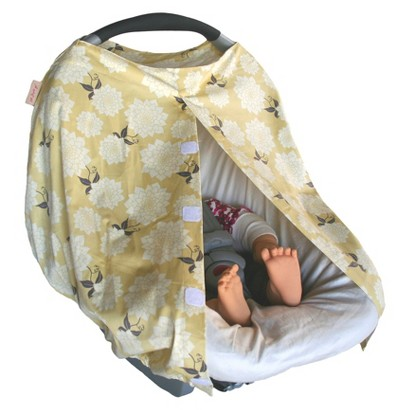 The Peanut Shell Carrier Cover - Stella