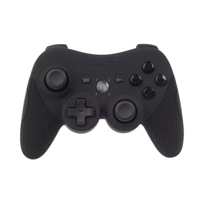 Power A Illuminated Wireless Controller - Black (PlayStation 3)