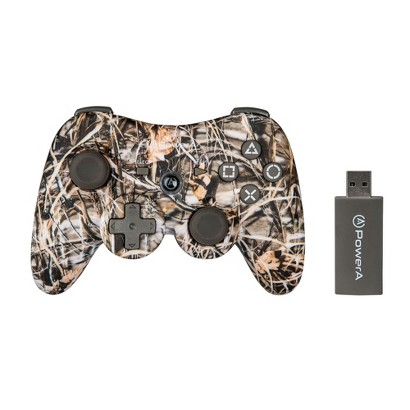 Power A Realtree Controller With USB Receiver (PlayStation 3)