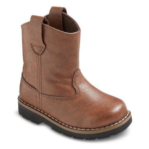 toddler boy s 174 howard cowboy boots brown