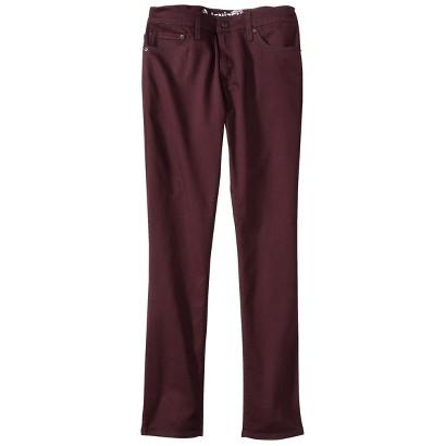 Denizen® Men's Skinny Jeans Eggplant