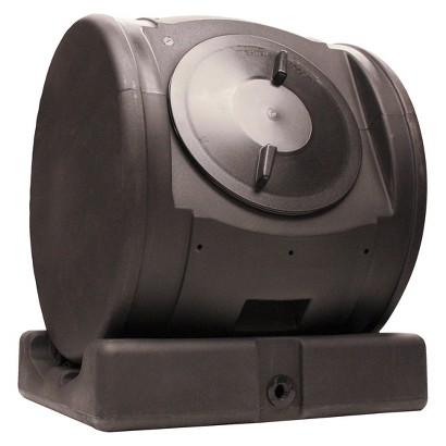 Good Ideas Compost Wizard EnviroTumbler Black