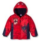 Spider-Man Toddler Boys' Puffer Jacket