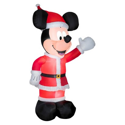Airblown® Inflatable Mickey Mouse Santa