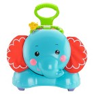 Fisher-Price 3-in-1 Bounce-Stride & Ride Elephant