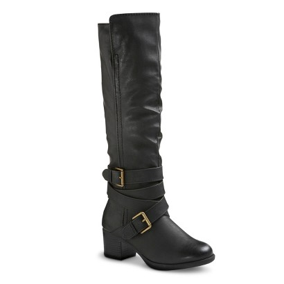 Women's Krissy Strappy Tall Heeled Boots -