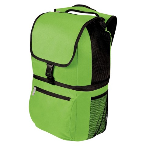 Picnic Time Zuma Insulated Backpack Cooler - Lime