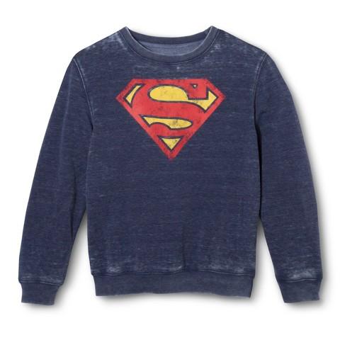 Boys' Superman Sweatshirt