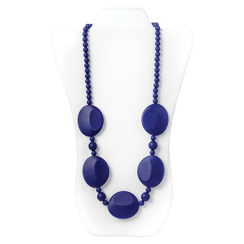 Nixi by Bumkins Pietra Silicone Teething Necklace