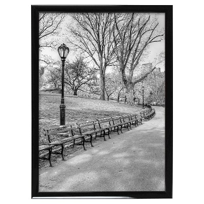 Back-to-college Single Image Frame 5X7 Black