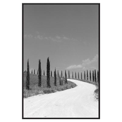 Back-to-college Single Image Frame 4X6 Black