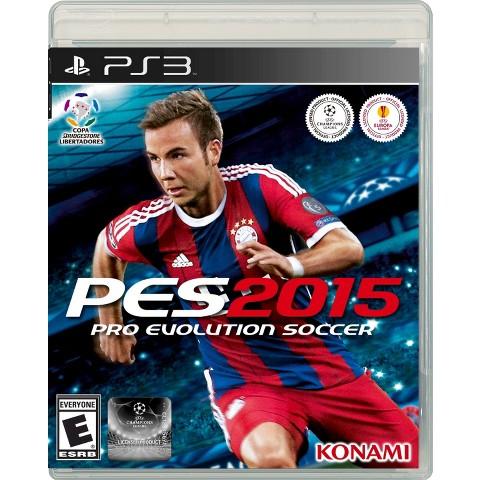Pro Evolution Soccer 2015 (PlayStation 3)