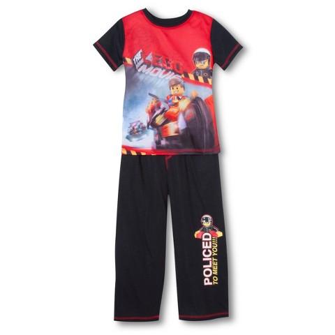 Boys' Lego Movie Pajamas
