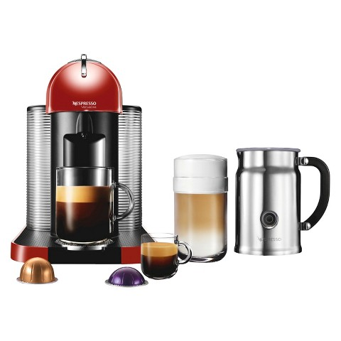 Nespresso VertuoLine Coffee and Espresso Machine Bundle