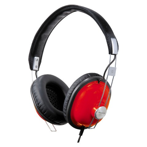 Panasonic RetroStyle Monitor On-the-Ear Headphones - Assorted Colors