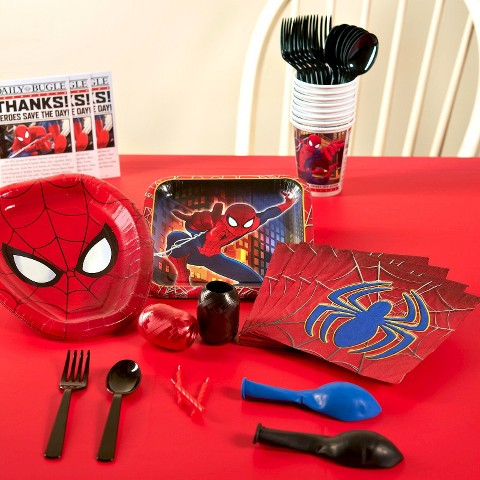 Spiderman Birthday Party Pack for 16 : Target