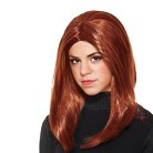 Girl's Captain America Winter Soldier - Black Widow Child Wig - OSFM