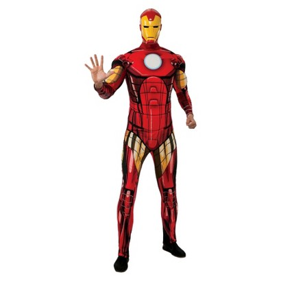 Iron Man Costume Collection