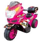 Kid Motorz Motorbike 6V Ride On - Pink