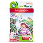 LeapFrog LeapReader Early Reading Book: Nickelodeon Dora the Explorer: Tale of the Unicorn King