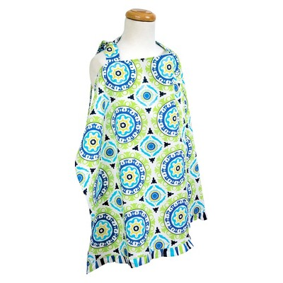 Trend Lab Nursing Cover - Waverly Solar Flair