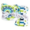 Trend Lab 6pc Baby Hooded Towel and Wash Cloth Set - Waverly Solar Flair