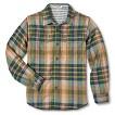 Boys' Reversible Button-Down Shirt