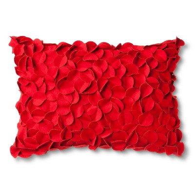 Textured Decorative Pillow - Rose - Boho Boutique™