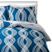 Pop Quatrefoil Comforter Set