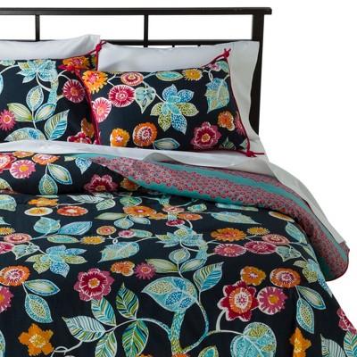 Comforter Set Boho Boutique FULL/QUEEN Multicolor