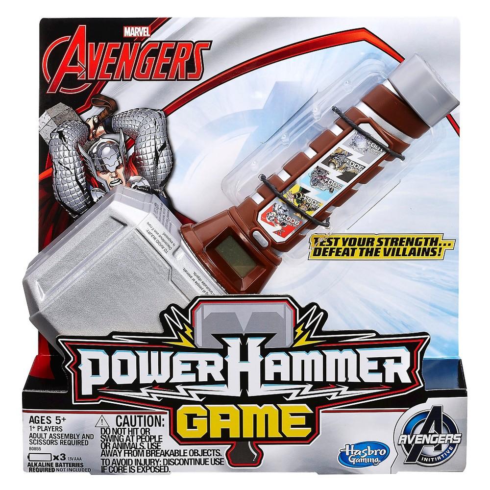 Marvel Power Hammer Game, Game Table