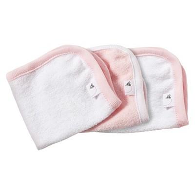 Burt's Bees Baby™ Organic 3 Pack Washcloth Set - Blossom