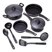 IMUSA 10 Piece Nonstick Cookware Set