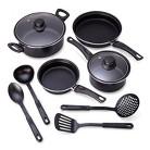 IMUSA 10 Piece Nonstick Cookware Set