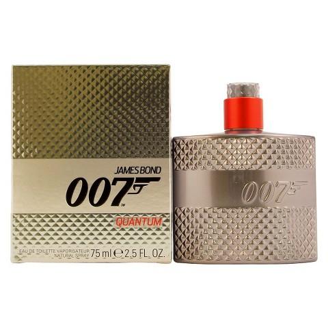 Men's 007 Quantum by James Bond Eau de Toilette Spray - 2.5 oz