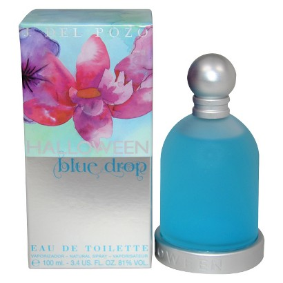 Image of Women's Halloween Blue Drop by J. Del Pozo Eau de Toilette Spray - 3.