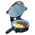 Hamilton Beach Ceramic Breakfast Skillet - Black- 26047