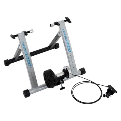 Crescendo Fitness Indoor Bike Trainer With 5 Levels