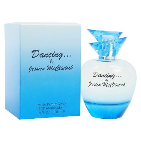 Women's Dancing by Jessica McClintock Eau de Parfum Spray - 3.4 oz