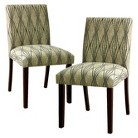 Uptown Handshapes Dining Chair - Set of 2