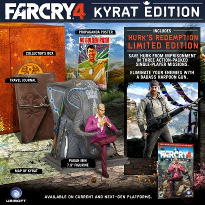 Far Cry 4 - Kyrat Edition (PC Game)