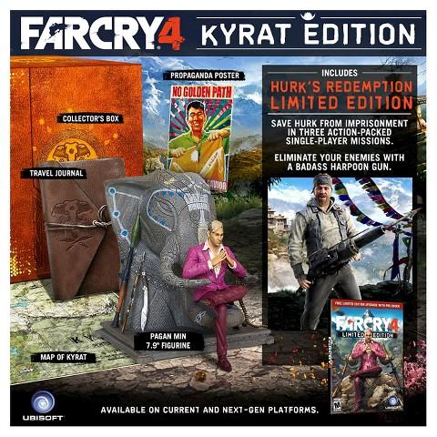 Far Cry 4 - Kyrat Edition (PlayStation 3)