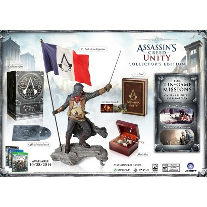 Assassin's Creed: Unity - Collector's Edition (PC Game)